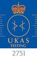UKAS Testing 2751